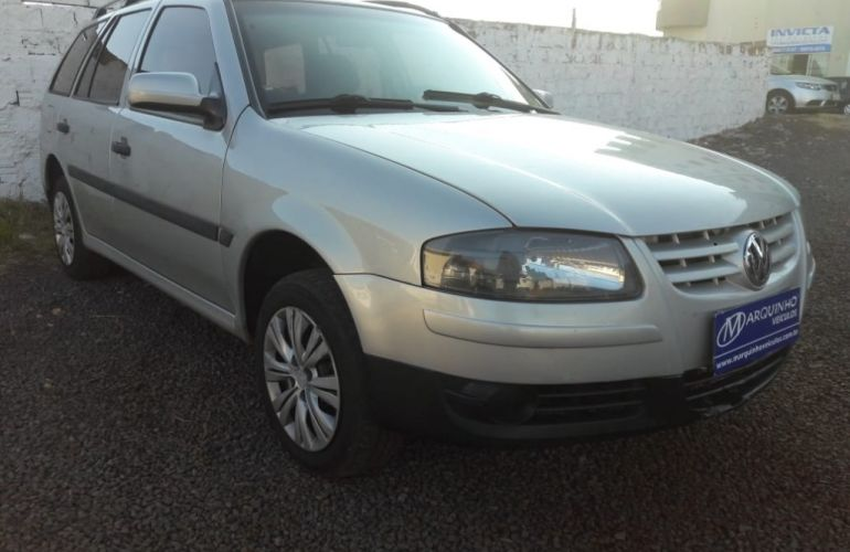 Volkswagen Parati Plus 1.6 MI (Flex) - Foto #2