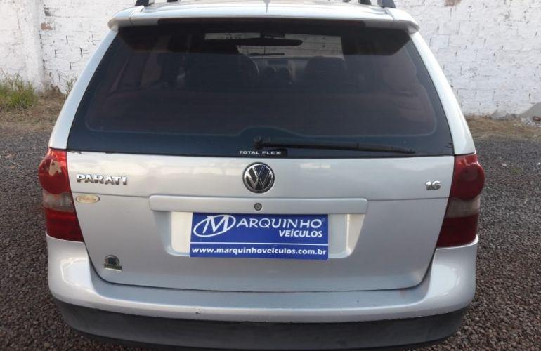 Volkswagen Parati Plus 1.6 MI (Flex) - Foto #4