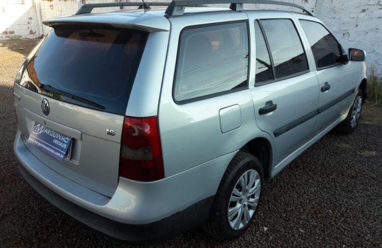 Volkswagen Parati Plus 1.6 MI (Flex) - Foto #5