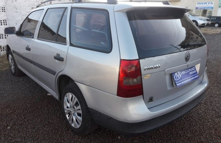 Volkswagen Parati Plus 1.6 MI (Flex) - Foto #6