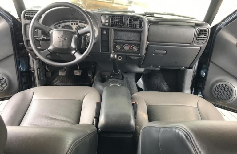Chevrolet S10 Executive 4x4 2.8 Turbo Electronic (Cab Dupla) - Foto #9