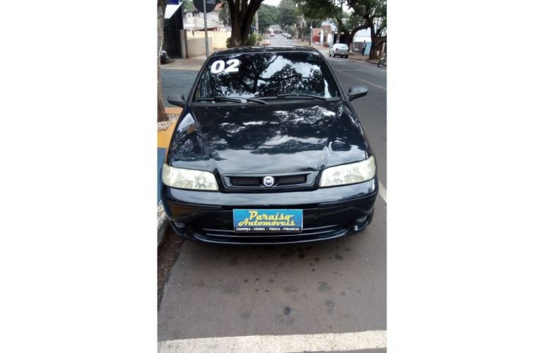 Fiat Palio ELX 1.0 8V - Foto #8