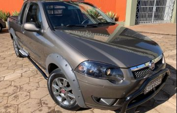 Fiat Strada Trekking 1.6 16V (Flex) (Cabine Estendida)