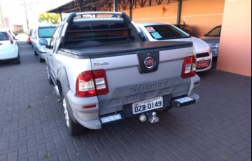 Fiat Strada Adventure 1.8 16V (Cabine Dupla) - Foto #6