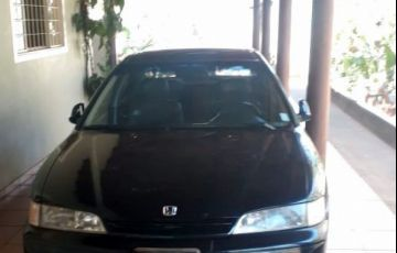 Honda Accord Sedan EX 2.2 16V (aut) - Foto #2