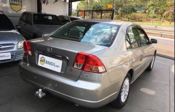 Honda Civic Sedan LX 1.7 16V - Foto #9