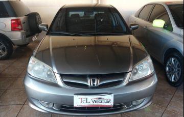 Honda Civic EX 2.0 i-VTEC CVT - Foto #2
