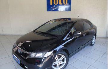 Honda Civic EXS 1.8 16V Flex - Foto #2