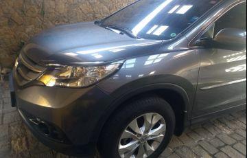 Honda CR-V 2.0 16V 4X4 EXL (aut) - Foto #3