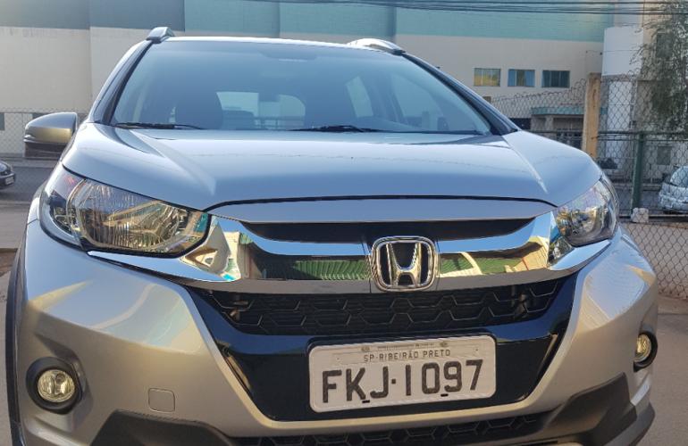 Honda WR-V EXL 1.5 FlexOne CVT (Flex) - Foto #4