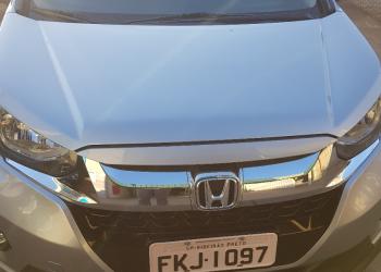 Honda WR-V EXL 1.5 FlexOne CVT (Flex) - Foto #6