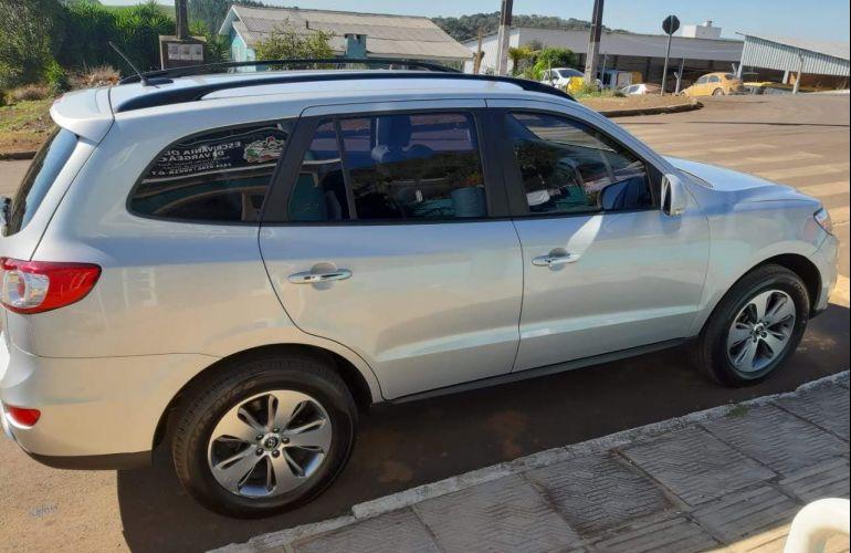 Hyundai Santa Fe GLS 3.5 V6 4x4 7L (Aut) - Foto #9