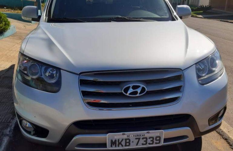 Hyundai Santa Fe GLS 3.5 V6 4x4 7L (Aut) - Foto #10