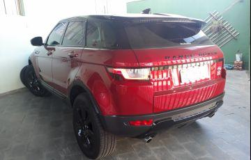 Land Rover Range Rover Evoque 2.0 SI4 SE 4WD
