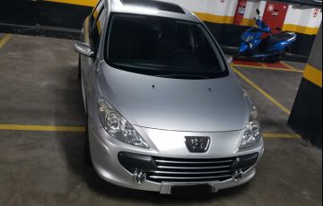 Peugeot 307 Hatch. Presence 1.6 16V (flex) - Foto #1