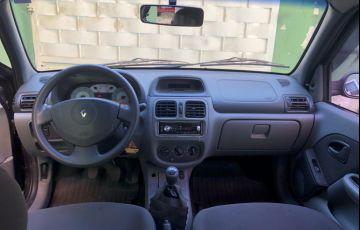 Renault Clio Hatch. Expression 1.0 16V (flex) - Foto #4