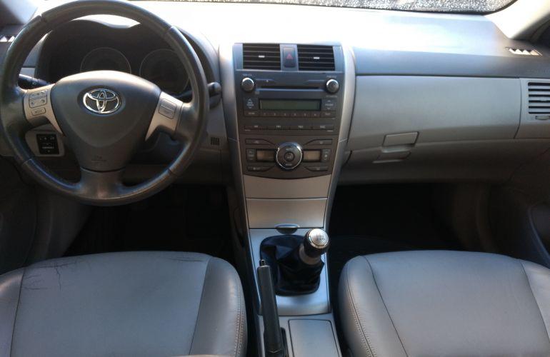 Toyota Corolla Sedan XEi 1.8 16V (flex) - Foto #4