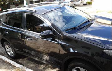 Toyota RAV4 2.0 16v CVT - Foto #1