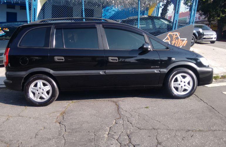 Chevrolet Zafira Comfort 2.0 (Flex) - Foto #9