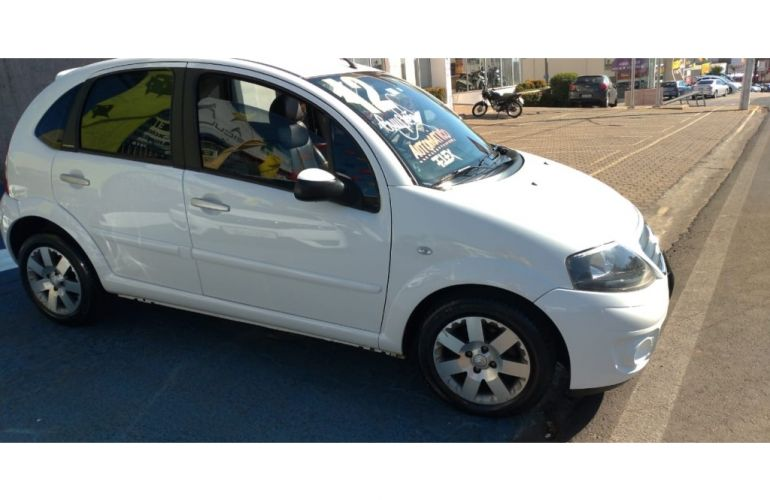 Citroën C3 Exclusive 1.6 16V (flex) (aut) - Foto #4