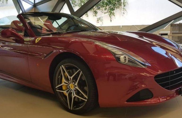 Ferrari Califórnia T DCT 3.9 V8 Turbo - Foto #1