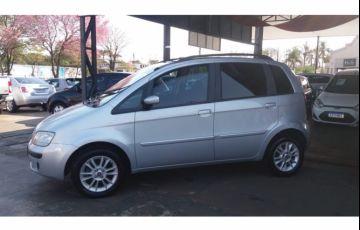Fiat Idea ELX 1.8 (Flex) - Foto #3