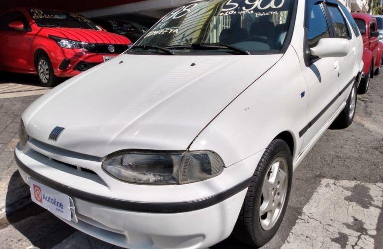 Fiat Palio 1.6 MPi Stile Weekend 16v - Foto #1