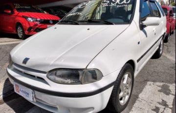 Fiat Palio 1.6 MPi Stile Weekend 16v