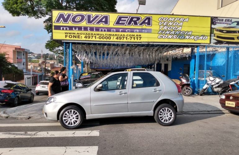 Fiat Palio ELX 1.3 8V (Flex) - Foto #1