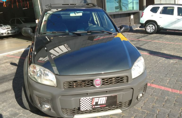 Fiat Strada Adventure 1.8 16V (Flex) (Cabine Estendida) - Foto #1