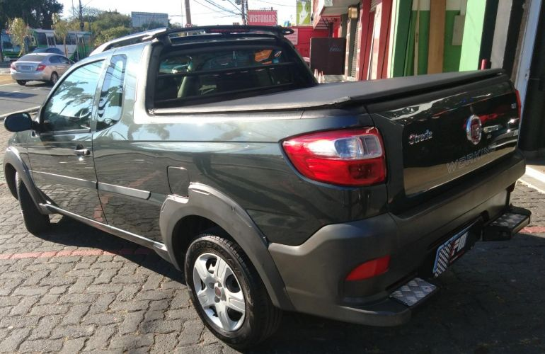 Fiat Strada Adventure 1.8 16V (Flex) (Cabine Estendida) - Foto #8