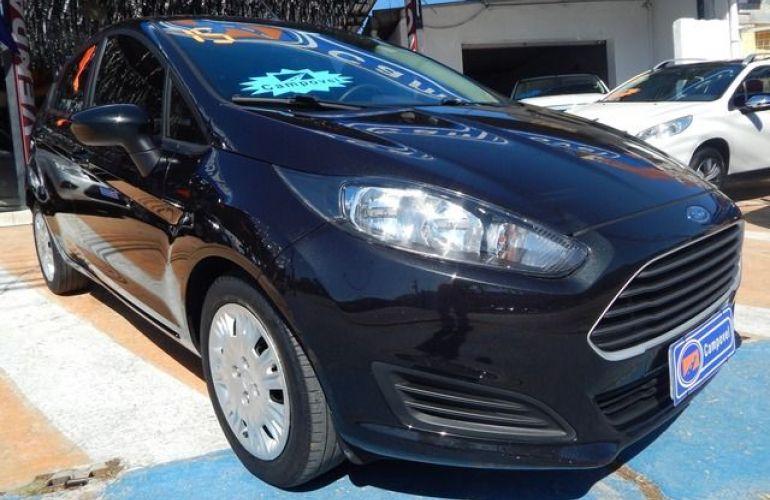Ford New Fiesta SE 1.5 - Foto #2