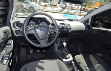 Ford New Fiesta SE 1.5 - Foto #5