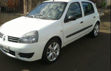 Renault Clio Hatch. Expression 1.0 16V (flex) - Foto #2