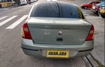 Renault Clio Sedan RT 1.6 16V - Foto #7