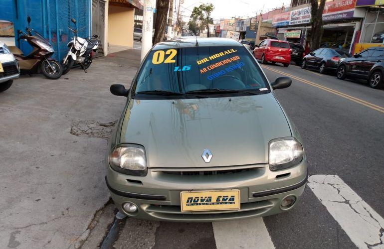 Renault Clio Sedan RT 1.6 16V - Foto #8