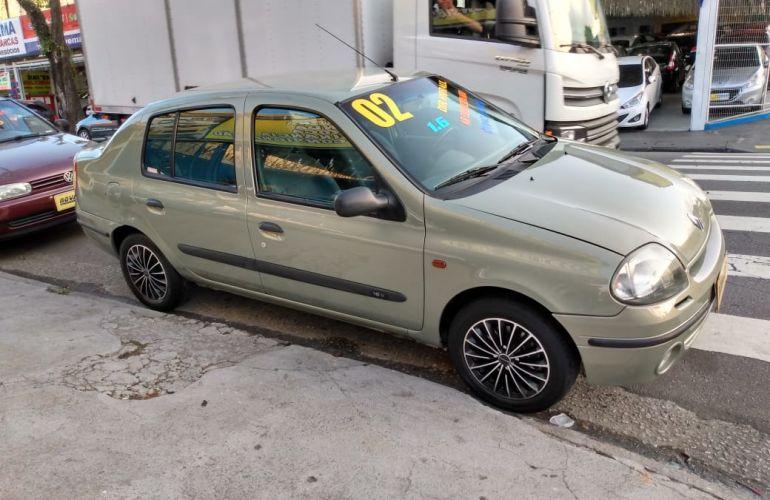 Renault Clio Sedan RT 1.6 16V - Foto #9
