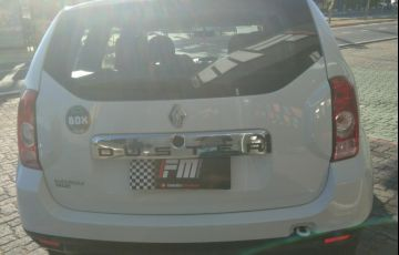 Renault Duster 1.6 16V Expression (Flex) - Foto #7