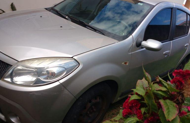 Renault Sandero Privilège 1.6 8V Hi-Torque (flex) - Foto #6