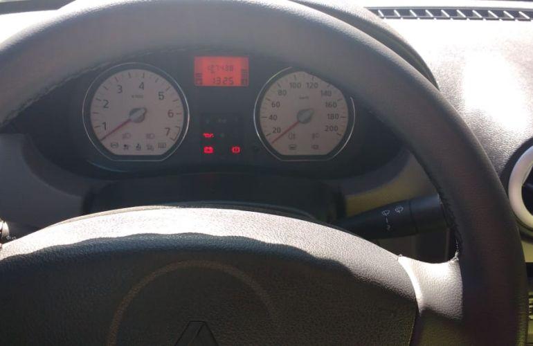 Renault Sandero Privilège 1.6 8V Hi-Torque (flex) - Foto #7