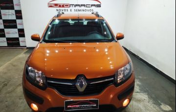 Renault Sandero Stepway 1.6 16V (Flex) - Foto #4