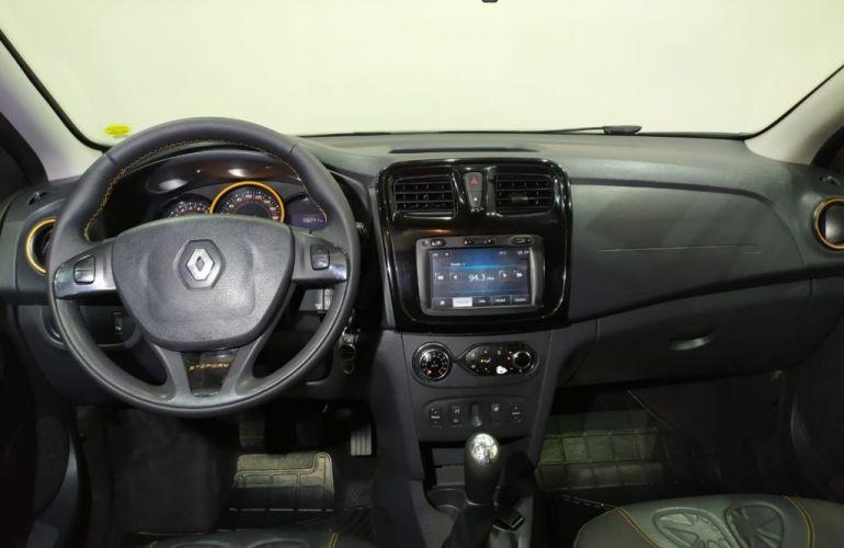 Renault Sandero Stepway 1.6 16V (Flex) - Foto #5