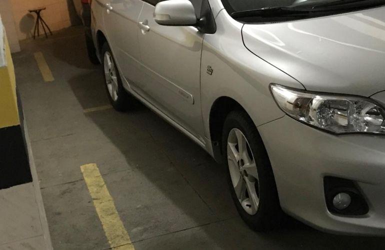 Toyota Corolla Sedan 2.0 Dual VVT-I Altis (flex)(aut) - Foto #4