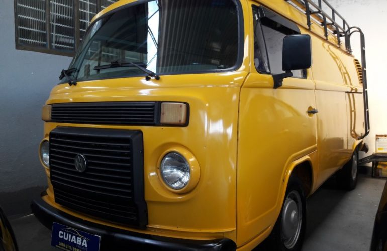 Volkswagen Kombi Furgao 1.4 (Flex) - Foto #2