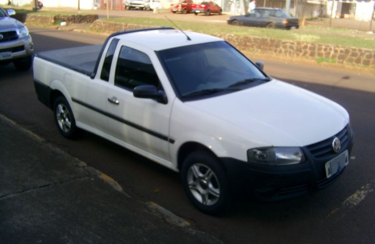 Volkswagen Saveiro City 1.6 8V (Flex) - Foto #1