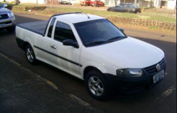 Volkswagen Saveiro City 1.6 8V (Flex)