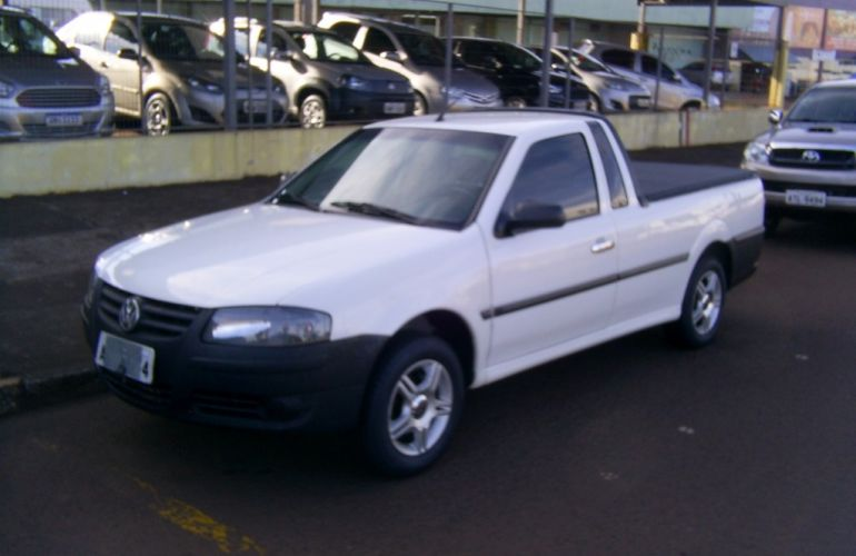 Volkswagen Saveiro City 1.6 8V (Flex) - Foto #2