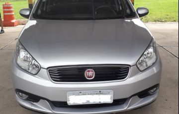 Fiat Grand Siena Evo Attractive 1.4 8V (Flex)