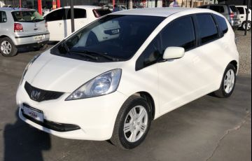 Honda Fit 1.5 16v DX (Flex)