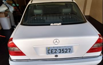 Mercedes-Benz C 220 Elegance 2.2 - Foto #4